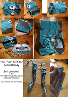 Set Gift for SolbiiMelody by Yoru-Vampire