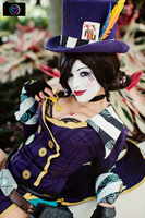 Mad Moxxi - Megacon 2014 by Enasni-V