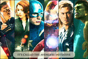 It's called the Avengers Initiative. by SheaButter
