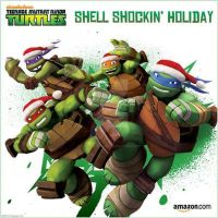 Have a Turtle-ly Awesome Christmas! by Space-Nik-Luver