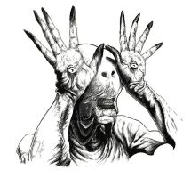 Pan's Labyrinth by stephenburger