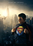 Man of Steel by Jovan7Porto