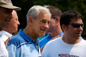 Ron Paul by wmandra