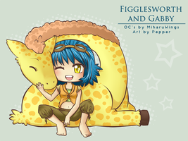 :prize: Figglesworth and Gabby by SugarPepper
