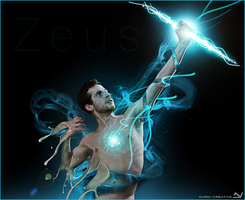 Zeus by kjcharmedfreak