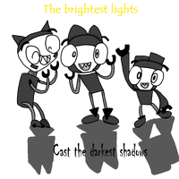 Mxls: The Brightest Lights by ZootyCutie