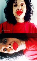 BIG MOUTH...MOM by mandiiehw