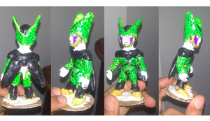 Cell Figure by devilkais