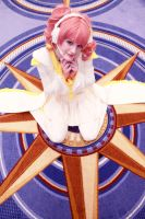 Amulet Diamond from Shugo Chara cosplay 08 by AkemiYukimura