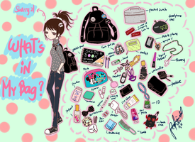 What's in my Bag? by Sherry21