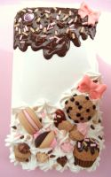 3GS Iphone Sweet Case 2 by PinkCakes
