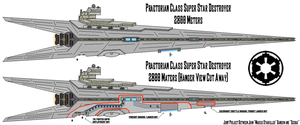 Praetorian Class Super Star Destroyer chart by MarcusStarkiller