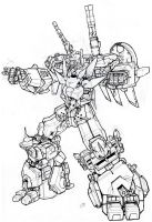 Predaking by Blitz-Wing