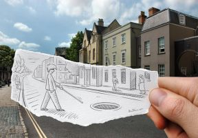 Pencil Vs Camera - 18 by BenHeine