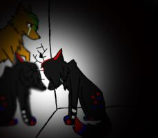 .: ~ tHeY tOrE uS aPaRt ~ :. by steampuff