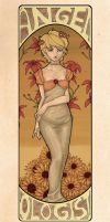 PE - Art Nouveau trade by Monkanponk