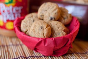 Peanut butter cookies 1 by patchow