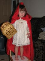 Red Riding Hood Stock 2 by MissyStock