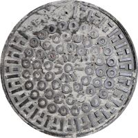 sewer manhole cover by janhatesmarcia