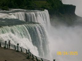 Niagara Falls-New York by Jade4525