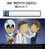 Ask Proto-Creed: Question 8 by jaderotaski