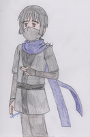 APH - Ninja Japan by SwiftNinja91