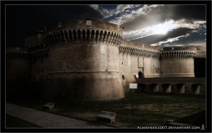 :: The Castle :: by alwaheed2007