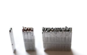 love typography by alilo08