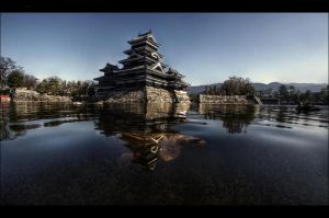 Matsumoto's Gold Fish by Graphylight