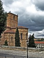 Romanesque Church, Avila by MDominy