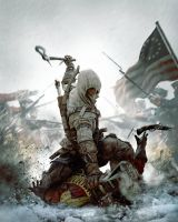 Seed7-Assassin's Creed 3 Boxart by SeedSeven