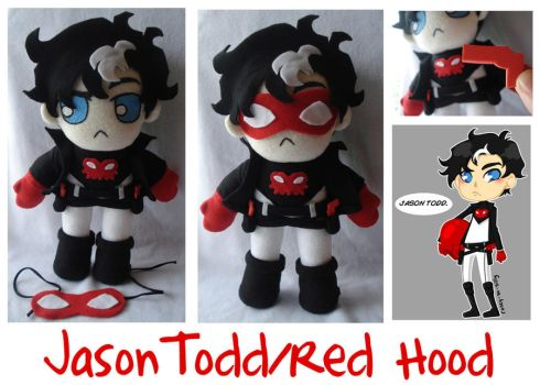 Red Hood by rosey-so-silly