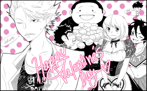 Eyeshield 21 Valentine by lunatic-nymphet