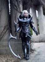 Diana from League of Legends cosplay by Calypsen by Calypsen