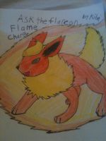 Flareon Ask account ID by furguylover