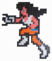 Pixel Blocks: Chell by Snukastyle