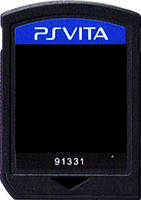 PS Vita Game Card Template by AaronMon97