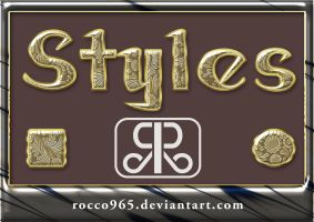 Styles 256 by Rocco 965 by Rocco965