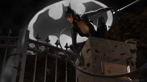 Catwoman - The Game by James--C
