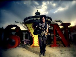 Synyster Gates Bat Country by urban01-C