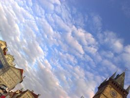 Heaven over the Oldtown City by jarda13
