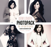 Photopack #85 Demi Lovato by juliahs1D