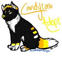 Candycorn Adopt CLOSED by TheAdoptShop