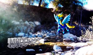 MRDDragon Nature Wallpaper by InternationalTCK