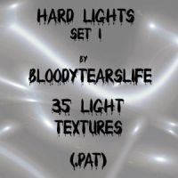 35 Hard Light Textures - .PAT by BloodyTearsOfLife
