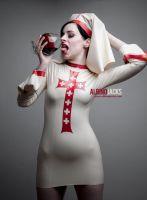 The blood of christ by RubyJ