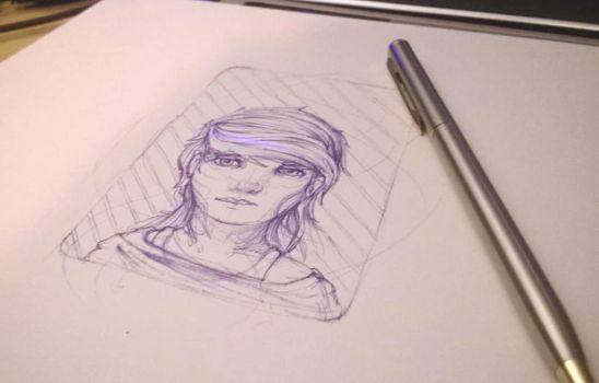 Thumbnail Sketch by Itrebur