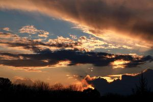 Amazing Sky by Vanell-Photography