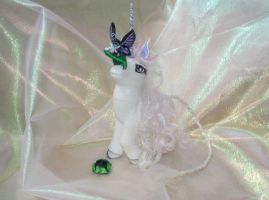 Last Unicorn custom by sugaroverload
