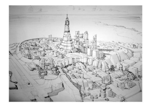 City View I by Invisualize